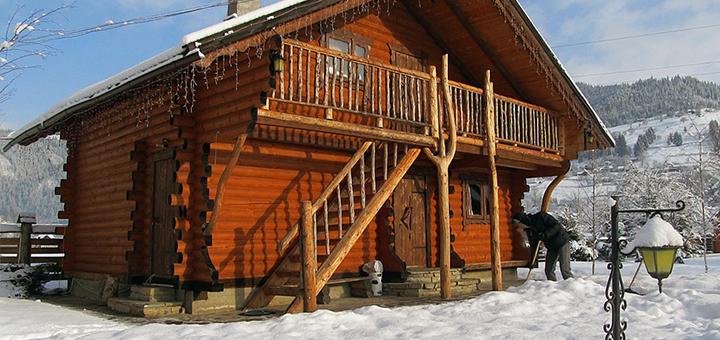 3, 4, 5 или 6 дней отдыха для двоих в Гостином дворе «Горицвіт» в Ивано-Франковской области!