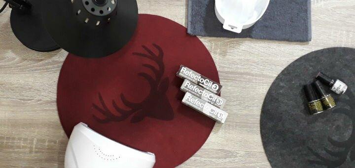 Профессиональная реконструкция, окрашивание ресниц в beauty-bar «Подружки»