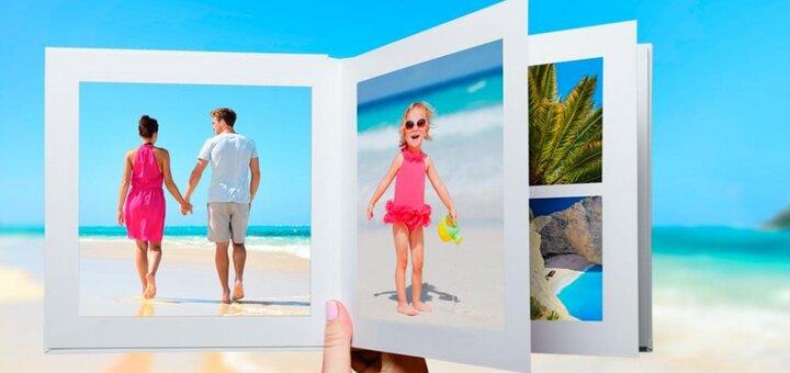 Скидка 30% на стильные инстабуки, семейные фотобуки, свадебные фотокниги, фотокниги к 8 марта