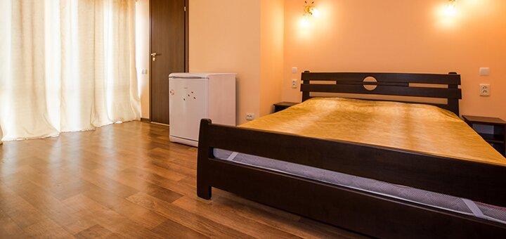 От 3 дней отдыха в отельном комплексе «Адам и Ева» в Затоке на Черном море