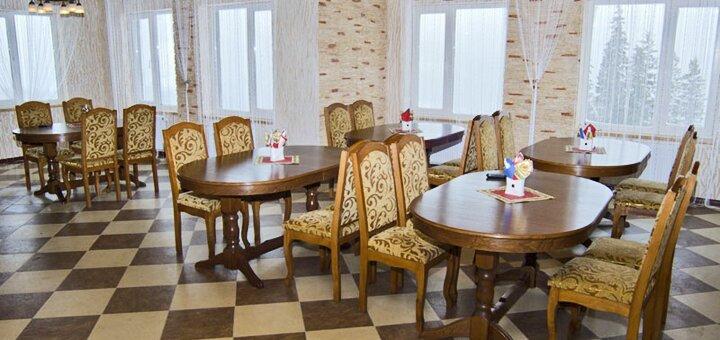 Тур на Драгобрат с питанием, проживанием в отеле возле подъемников и мастер-классом