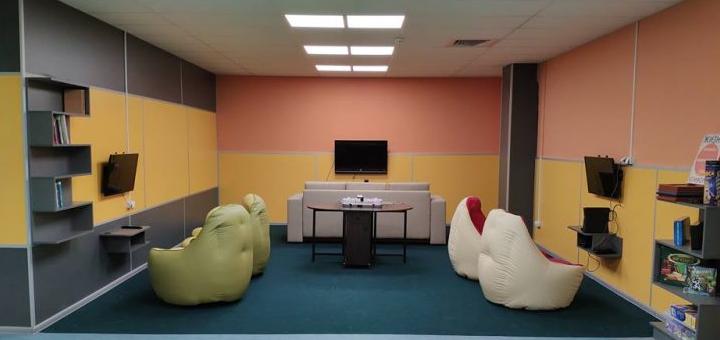 Знижка 50% на сеанс гри в Playstation VR в клубі настільного тенісу «Home Club»