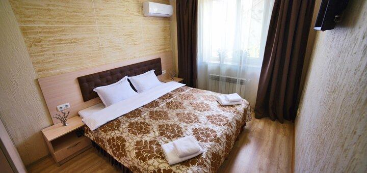 От 3 дней отдыха в апарт-отеле «Посейдон» возле Одессы