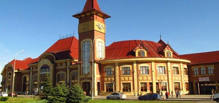 Семидневный тур «Карпаты - Трускавец» с проживанием и питанием в отеле «Трускавец 365»