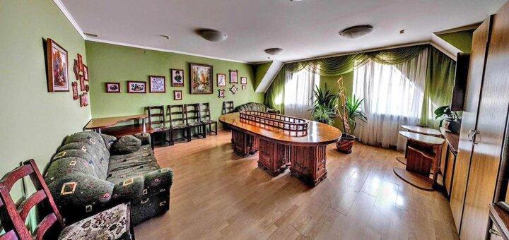 От 4 дней летнего отдыха с питанием в отельном комплексе «Князь Олег» в Долине