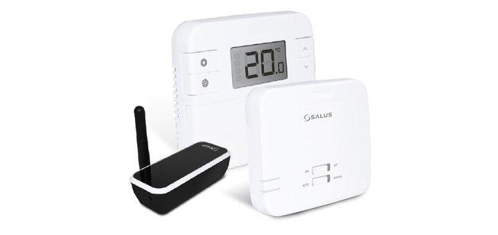 Скидка 30% на популярные комнатные термостаты для котлов