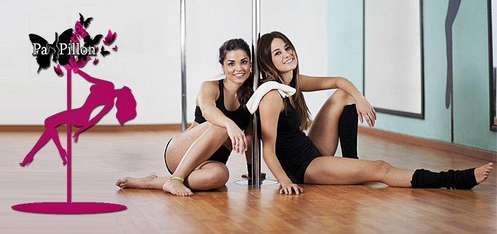 8, 16 или 24 занятия Pole dance в студии танца «Pa Pillon»! Всего от 199 грн.!
