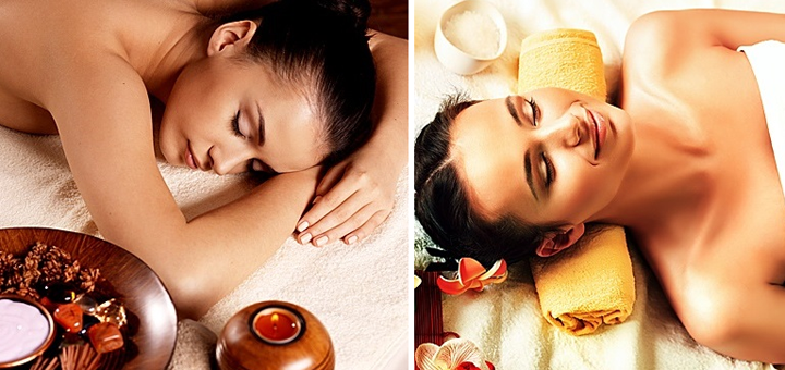 """Расслабляющие SPA-программы для двоих на выбор в SPA-салоне восточного массажа """"7 Лотосов""""!"""