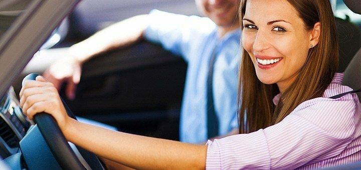 Скидка 38% на полный курс обучения вождению по категории В от автошколы «Евродрайв»