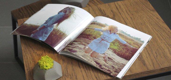 Скидка 50% на второй фотожурнал от «Book4me»