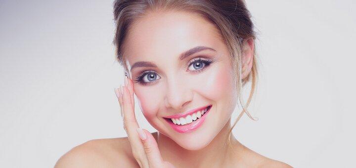 Скидка 50% на SMAS-лифтинг лица, подбородка или зоны вокруг глаз в салоне красоты «Колорит»