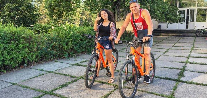 Скидка 50% на прокат велосипедов и роликов от центра «KyivMotion»