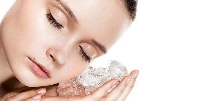 До 5 сеансов криотерапии лица, шеи, декольте или кожи головы от косметолога Алины Муратовой