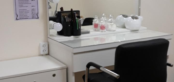 Моделирование и окрашивание бровей в студии красоты «BALI»