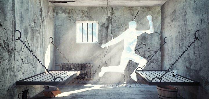 Посещение квест-комнаты «Побег из Шоушенка» от создателей квестов «IQuestKomnata»