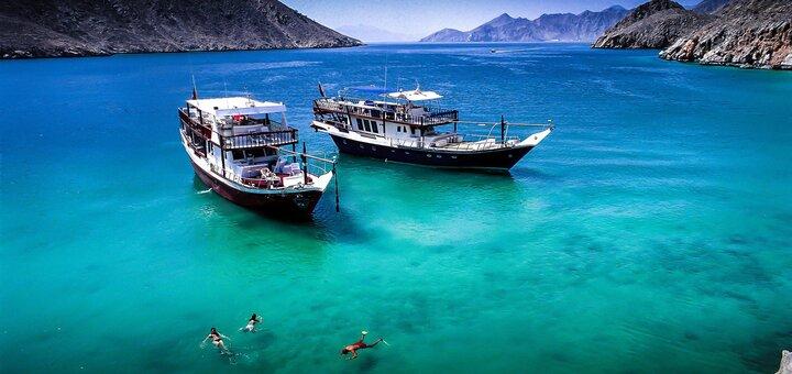 Скидка до 40% на экскурсии в ОАЭ