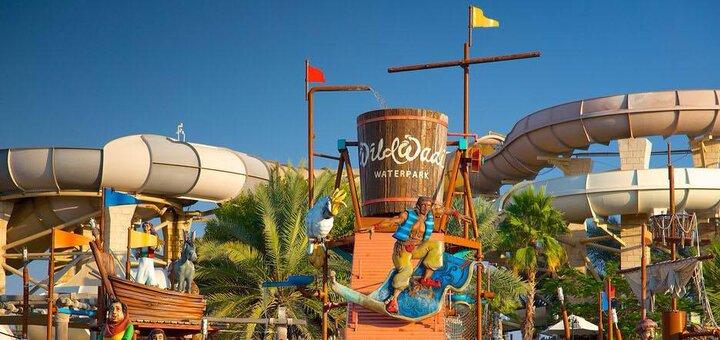 Аквапарк «Вайлд Вади» в Дубае со скидкой 25%