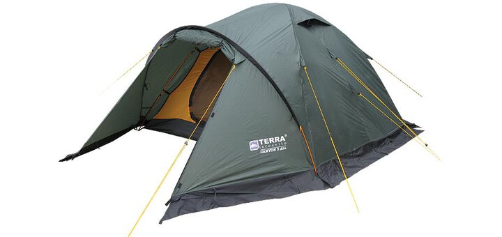 Скидка 15% на палатки от интернет-магазина «Tropic.ua»