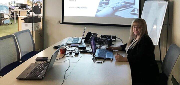 Курс «MS Powerpoint. Создание живых бизнес-презентаций» в центре «Basic»