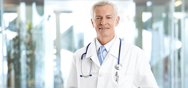 Консультация уролога и анализы на 14 инфекций в кабинете доктора Сидоренко