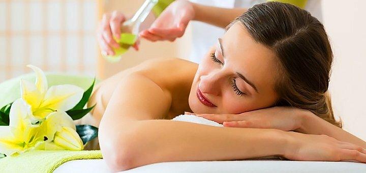 SPA-программа с пилингом Кессе и горячим массажем для всего тела в салоне красоты «Bellissimo»
