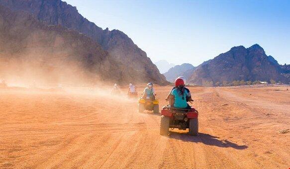 Скидка 40% на посещение «Арабского Сафари» от туристического онлайн-сервиcа «Must2Go»
