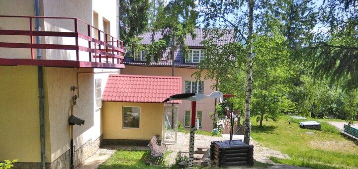 От 3 дней отдыха с питанием в отеле «Дзвінка» в Славском