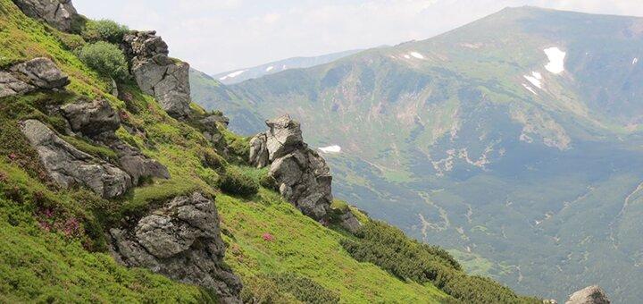 Гастротур в Карпаты и рафтинг на Черном Черемоше от «Buli-Tour»