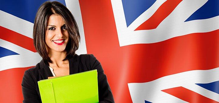 До 22 занятий интенсивным курсом по английскому языку от школы «Kiwi English»