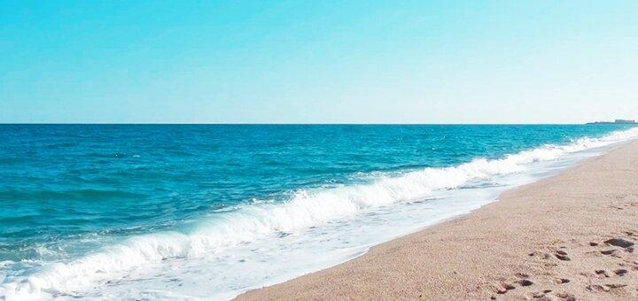От 3 дней весеннего отдыха до конца мая на базе «Ноктюрн» в Затоке на берегу Черного моря