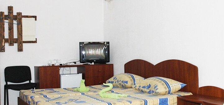 От 4 дней отдыха в июне в отеле «Посейдон» на побережье Черного моря в Коблево