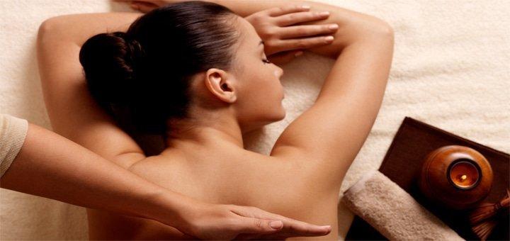 """Массажи на любой вкус! 3, 5 или 8 массажей для женщин и мужчин в массажном кабинете """"Релакс и SPA"""". Всего от 170 грн.!"""
