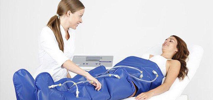 До 10 сеансів міостимуляції та пресотерапії в масажному кабінеті «Bodyline»