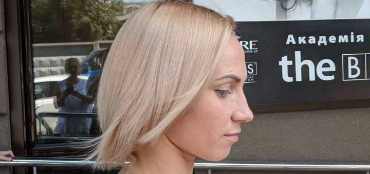 Botox для волос «INOAR BotoHair PREMIUM» со стрижкой кончиков и укладкой от Игоря Малашкевича