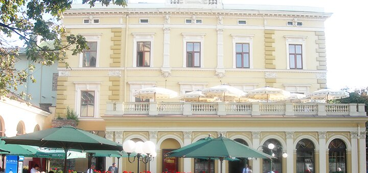От 2 дней весеннего отдыха с завтраками в отеле «Відень» в самом центре Львова