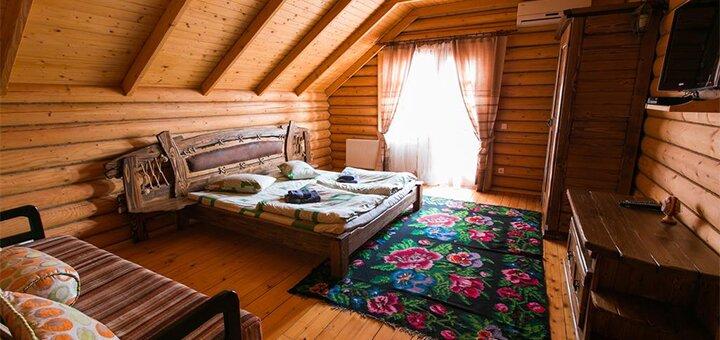 От 3 дней весеннего отдыха с питанием и SPA в отельном комплексе «Карпаты» в Мигово