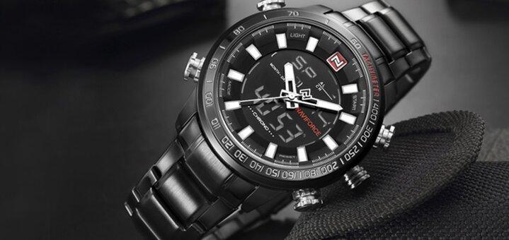 Скидки до 50% на наручные часы, спешите купить!