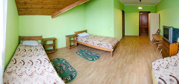 От 3 дней отдыха во время школьных каникул в отеле «Дзвінка» в Славском