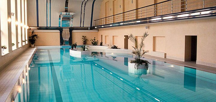 От 3 дней отдыха с посещением бассейна и пакетом услуг в комплексе «Карпаты» в Яремче
