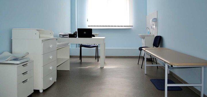 Обследование у терапевта в клинике «Превентклиника»