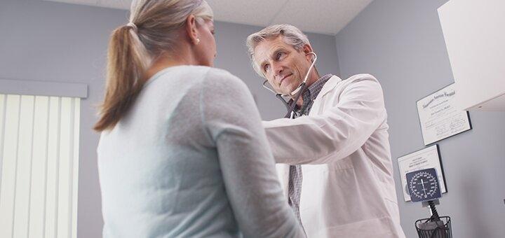 Комплексное обследование состояния здоровья «Для тех, кому за 40» в клинике «Превентклиника»