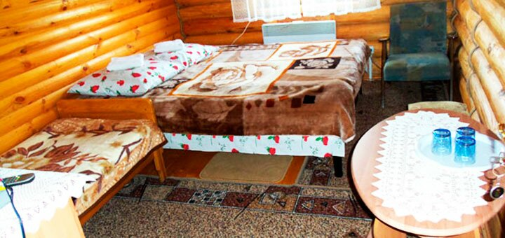 От 3 дней отдыха с завтраками на базе отдыха «Ужок» в Закарпатье