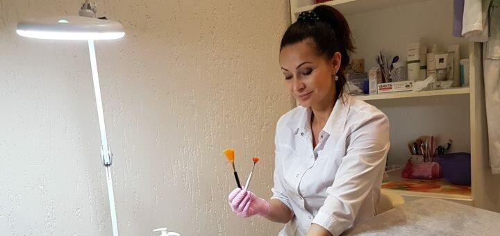 Карбокситерапия лица с уходом от косметолога Ирины Шумейко