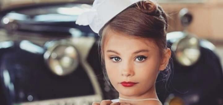 Детская студийная или выездная фотосессия от фотографа Лики Ивановой