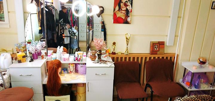 Скидка до 71% на профессиональный макияж, укладку, оформление бровей, плетения в «Аlex beauty magic»