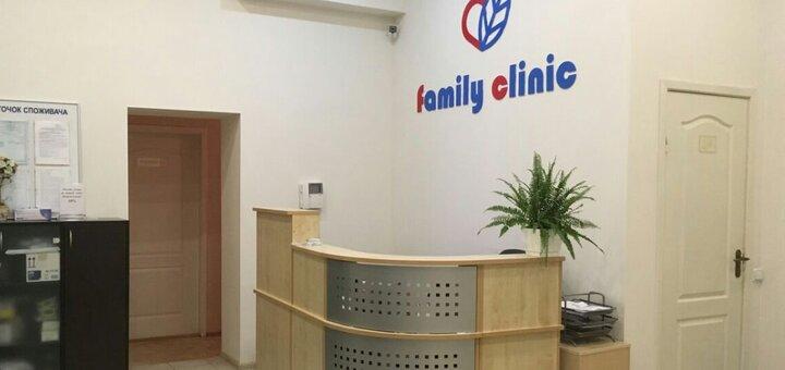 УЗИ-обследование всего организма в медицинском центре «Family Clinic»
