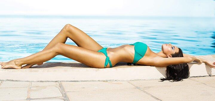 До 2 сеансов лимфодренажного массажа всего тела в студии массажа «SlimClub»