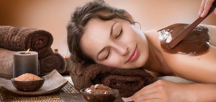 SPA-программа «Шоколадный день» в кабинете косметологии Ольги Репиной