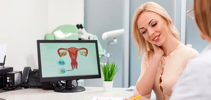 Комплексное обследование у гинеколога с УЗИ в медицинском центре «Гиппократ»