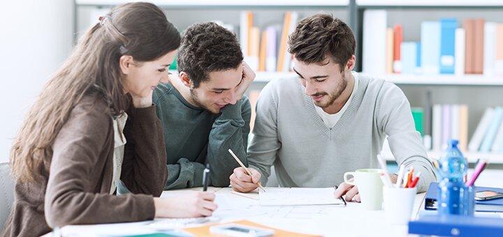 Полный курс по немецкому языку в школе немецкого языка «Deutsch Intensive»